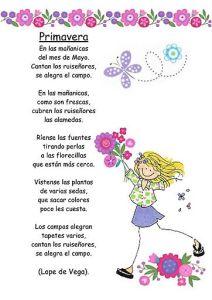 Poesías para niños cortas Maria Elena Walsh