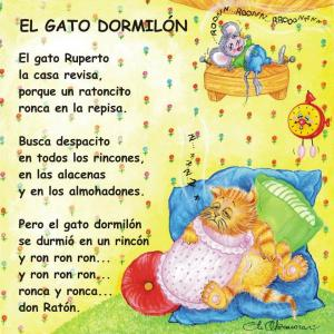 Poemas para niños cortas con rima