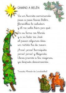 Poesías para niños de navidad