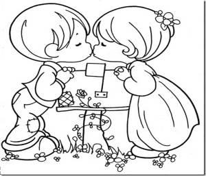 Imágenes de amor para dibujar bonitas