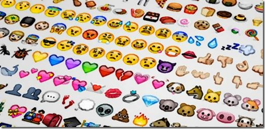 Emojis - designed by idiots, for idiots