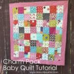 beginner-easy-charm-pack-baby-quilt-tutorial