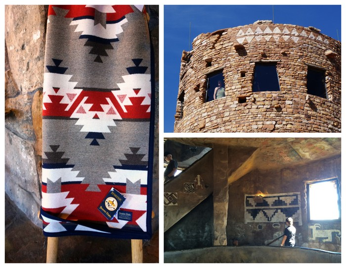 Desert Lookout Tower Grand Canyon