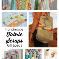 Handmade Gift Ideas using Scraps