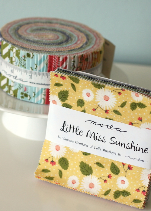 Moda Little Miss Sunshine giveaway