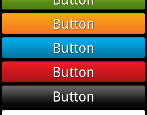 How to set styles programmatically in Android