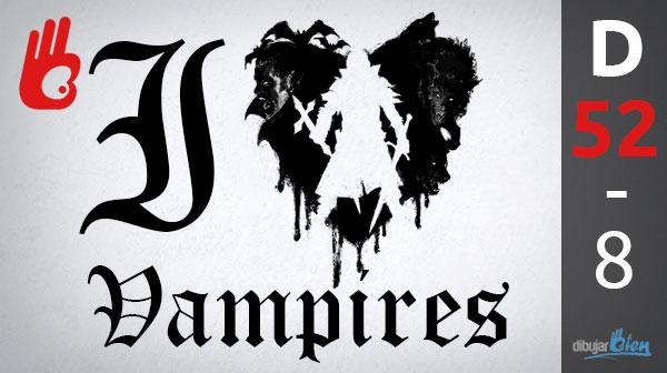 El espacio en negativo: Logo de Castlevania. D-52 – Dibujar Bien.com