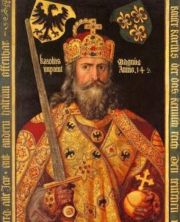 Carlos Magno - monarca do império franco