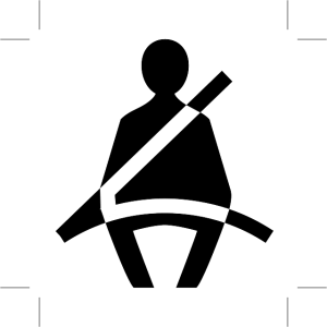 O uso do cinto de segurança é indispensável.