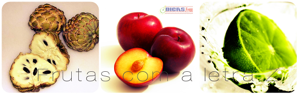 As frutas que cientificamente iniciam seus nomes com a letra Z, possuem altos índices de vitaminas e nutrientes necessário para o bem estar do corpo humano