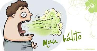 Os problemas com o mau hálito podem ser solucionados com medidas simples e hábitos saudáveis