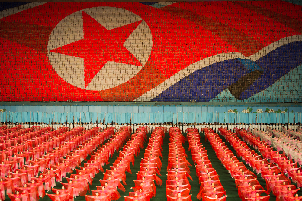 The Arrirang Games, North Korea