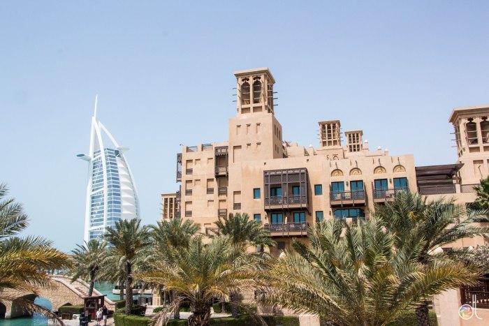 Burj Al Arab - Mina A'Salam - Madinat Jumeirah - Dubai