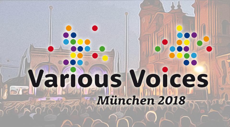 Various Voices Carmina Burana Odeonsplatz München