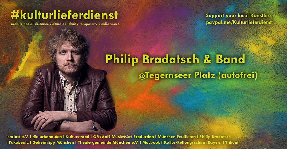Philip Bradatsch - Kulturlieferdienst