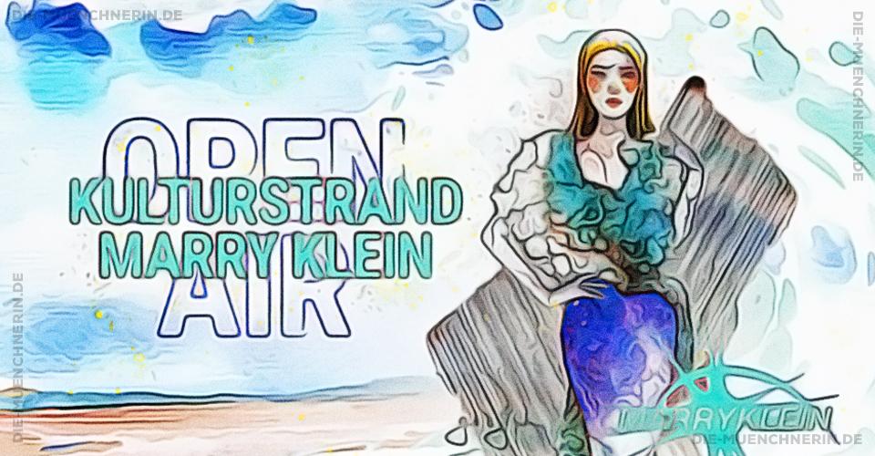 Kulturstrand - Marry Klein - Weibliche Diskjockeys