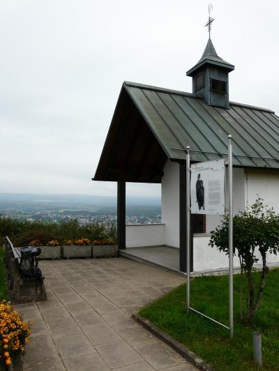 Oppig-Grät-Weg Donatuskapelle