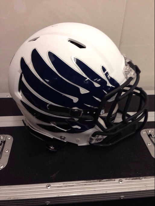 Rice Oregon Helmet
