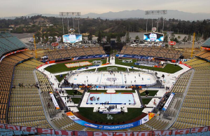 Dodger Stadium Series