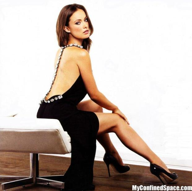 olivia wilde -Diehard Beauty