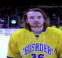 All-Hockey hair Team