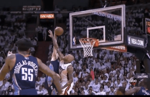 Josh McRoberts throws it down on Birdman
