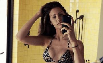 Katherine Webb honeymoon
