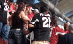 49ers cardinals brawl fan