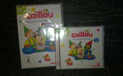 Geburtstag feiern mit Caillou (1)