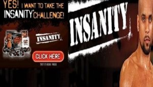 Insanity 60 Day Total Body Workout with Shaun T