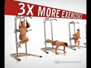 Bowflex BodyTower Strength and Conditioning Home Gym