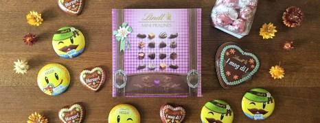 Der Lindt Chocoladen Club – Gewinne die aktuelle SchokoBox!