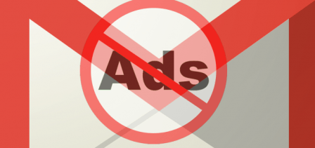 remove ads from gmail