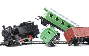 5 Ways to Prevent a Sales Process Train Wreck