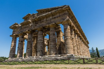 Roman ruins near Velia.