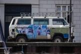 Peace Van in Copenhage