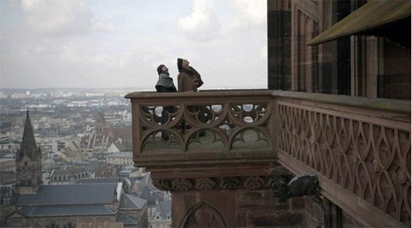 Die Baumeister der Kathedrale