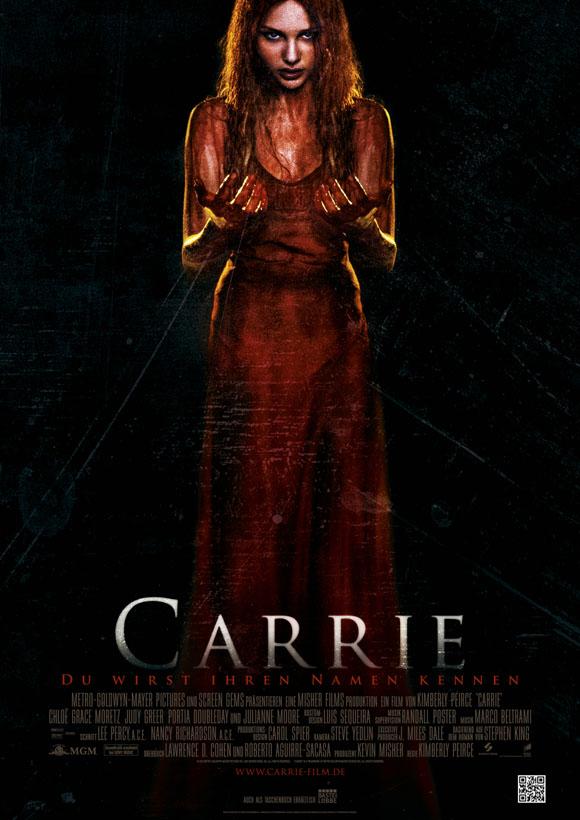 Carrie- Hautplakat