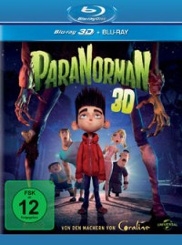 ParaNorman - Cover-Blu-ray 3D