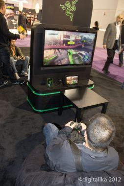Razer Edge Pro como consola de juegos