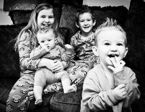 them kids