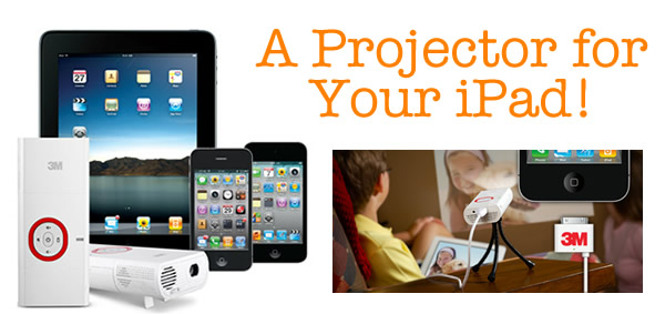 projector for ipad