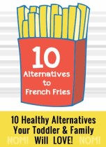 alternative to french fries