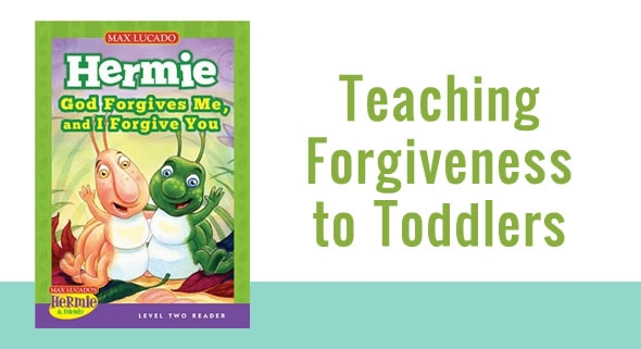teaching toddlers forgiveness