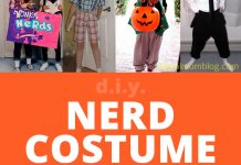 Nerd Costumes Ideas for Halloween