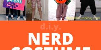 Nerd Costumes Ideas for Halloween