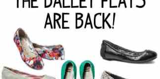toms ballet flats are back