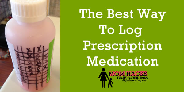 The Best Way to Track Prescriptions