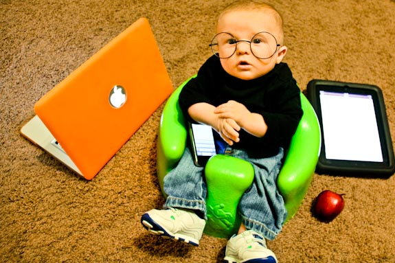 Perfect Steve Jobs Costume