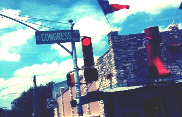 south congress in austin, tx